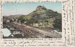 Germany - Bad Munster - Ebenburg - Brucke - Wachmann - Judaica - Bad Muenster A. Stein - Ebernburg