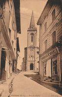 31 - Caraman - Rue De L'église ,droguerie - France