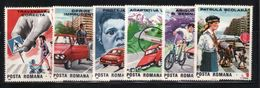 Roumanie 1987 Yvert 3775/80 Neufs** MNH (ac49) - Unused Stamps