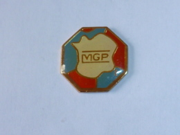 Pin's POLICE, M.G.P. - Police