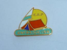 Pin's ESP, ENTRAIDE I.G.N. - Asociaciones