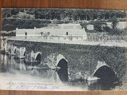 Chateauneuf Du Faou.le Pont Sur L'aulne.MTIL 1304 - Châteauneuf-du-Faou