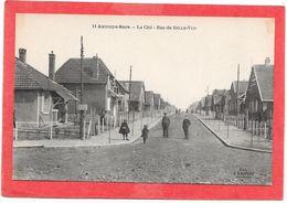 59 AULNOYE GARE - La Cité - Rue De Belle Vue - Animée - Aulnoye