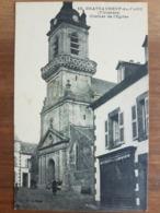 Chateauneuf Du Faou.clocher De L'église.édition JD 18 - Châteauneuf-du-Faou