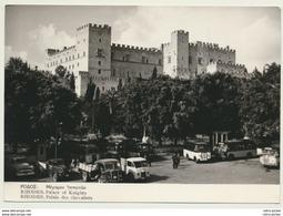 AK  Bus Rhodos Palais Des Chevaliers Rhodes - Buses & Coaches
