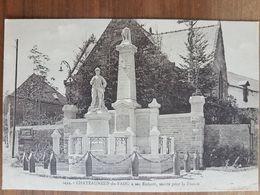 Chateauneuf Du Faou.monument Aux Morts.édition Le Doaré 1494 - Châteauneuf-du-Faou