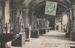 Paris 75 (1379)  Musée Du Louvre - Salle Des Caryatides - Louvre