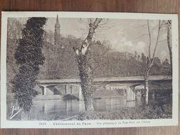 Chateauneuf Du Faou.site Pittoresque Du Pont-neuf Sur L'aulne.édition Le Doaré 2122 - Châteauneuf-du-Faou