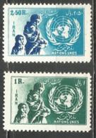PERSIA 1953 Year Mint Stamps MNH(**) Set - Iran