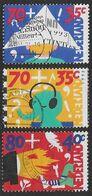 NVPH 1575-1577 - 1993 - Kinderzegels - Oblitérés