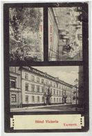 VARSOVIE-VARSAVIA-WARSZAWA-POLONIA - HOTEL  VICTORIA - Poland