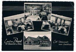 D-11271   PRAEST / EMMERICH : Cafe Restaurant Zum Amtsheaus - Emmerich