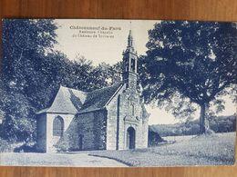 Chateauneuf Du Faou.ancienne Chapelle Du Château De Trevarez - Châteauneuf-du-Faou