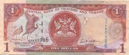 Trinidad & Tobago : 1 Dollar Bon état - Trinidad En Tobago