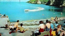 County Dublin Ireland - IRELAND - BALSCADDEN BAY - HOWTH - DUBLIN Seaside Bathing Beach IRLANDE Plage Baigneurs - Dublin