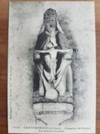 Chateauneuf Du Faou.chapelle St Michel.la Sainte Trinité.édition Hamonic Le Doaré 4024 - Châteauneuf-du-Faou