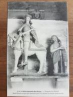 Chateauneuf Du Faou.chapelle St Michel.saint Martin.édition Hamonic Le Doaré 4026 - Châteauneuf-du-Faou