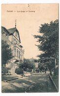 D-11296    BADEN-DURLACH : Turm-Strasse Mit Turmberg - Baden-Baden
