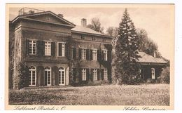 D-11299  RASTEDE : Schloss Gartenseite - Rastede