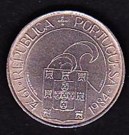 Portugal - 25 Escudos / 1984 - 25 Abril Liberdade Democracia - Portugal