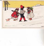 CPA Illustrateur : EBNER Pauli.  (M.M.VIENNE ,n°551.)   Carte écrite En 1913. - Ebner, Pauli
