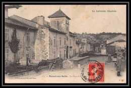 108044 Carte Postale Moncel Sur Seille Bouches Du Rhone N°138 Marseille Saint Ferréol Daguin Pour Joyeuse Ardèche 1908 - 1877-1920: Semi Modern Period