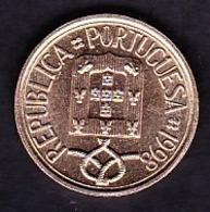 Portugal - 5 Escudos, 5$00 / 1998 - Portugal
