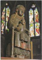 21. Gf. BEAUNE. Collégiale-Basilique Notre-Dame. La Vierge. Art Auvergnat - Beaune