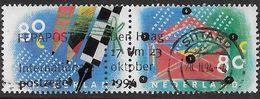 NVPH 1571-1572 - 1993 - Tien Voor Uw Brieven - Oblitérés