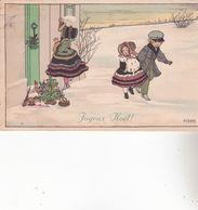 CPA Illustrateur : EBNER Pauli.  (M.M.VIENNE ,n°609.)   Carte écrite En 1911. - Ebner, Pauli