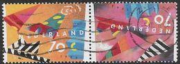 NVPH 1546-1547 - 1993 - Wenszegels - Oblitérés
