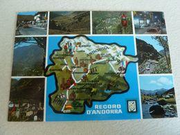 RECORD D'ANDORRA - MULTIVUES - - Andorra