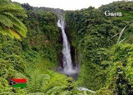Vanuatu Gaua Island Waterfall New Postcard - Vanuatu