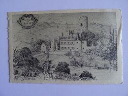 CPA  03 Chateau De Ronnet Arpheunilles St-Piest  Dos Simple 1907 TBE Parchemin - Unclassified