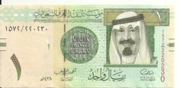 ARABIE SAOUDITE 1 RIYAL 2016 UNC P 31 D - Saudi-Arabien