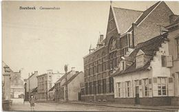 Borsbeek  *  Gemeentehuis - Borsbeek