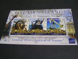 Pitcairn 2007 Blok HMAV BOUNTY MNH.. - Pitcairn