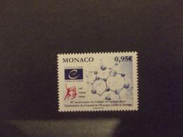 Monaco 30.Jahrestag Des Inkrafttretens Der Anti-Doping-Konvention Des Europarates    2020     ** - Ideas Europeas