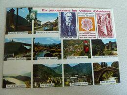 LES VALLEES D'ANDORRE - MULTIVUES - - Andorra