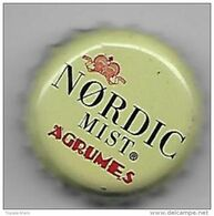 ESPAGNE / CAPSULE EAU TONIQUE NORDIC MIST AGRUMES - Soda