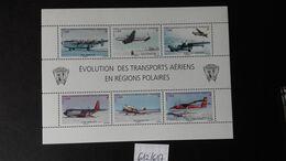 TERRES AUSTRALES ET ANTARTIQUES (TAAF)  N°612/617** - Unused Stamps