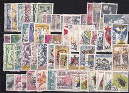 Tschechoslowakei, Kpl. Jahrgang 1962, Gest. (K 6394) - Czechoslovakia