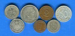 All 7  Pieces - [ 4] 1933-1945: Derde Rijk