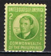 FILIPPINE - 1941 - JOSE' RIZAL - SENZA GOMMA - Filipinas