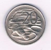 25 CENTS 1975 AUSTRALIE /6036/ - Monnaie Décimale (1966-...)