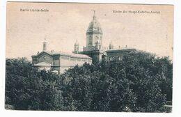 D-11301   BERLIN-LICHTERFELDE : Kirche Der Haupt-Kadetten-Anstalt - Lichterfelde