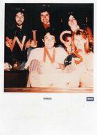 Les Beatles - Paul McCarney - Groupe Les Wings - Famous People