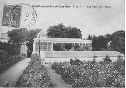 CONFLANS ST HONORINE  LES SERRES DU PRIEURE - Conflans Saint Honorine