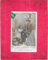 LOT De 4 CPA FANTAISIE - L'Amour D'une Mère Pour Ses Enfants - GIR - - 5 - 99 Postcards