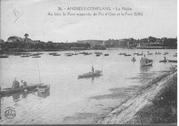 ANDRESY CONFLANS  LA PÊCHE - Andresy